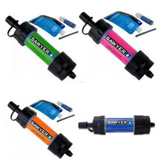 Sawyer Water zuivering - filteren tot 99,9%