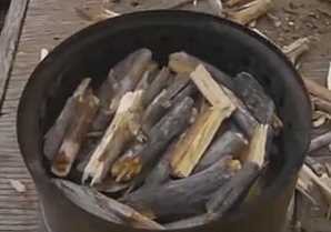 houtgasbrander-lading-tak