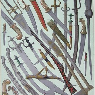 Middeleeuwen en meer (Azië) – zwaarden – Katana – Tanto – Wakizashi – polearms - Tai Chi
